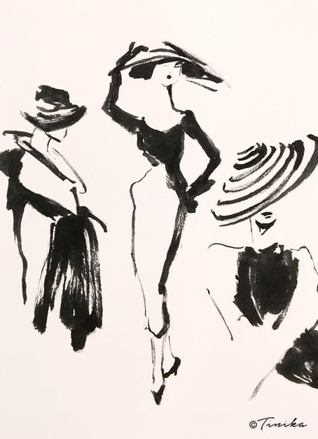 Hats ladies