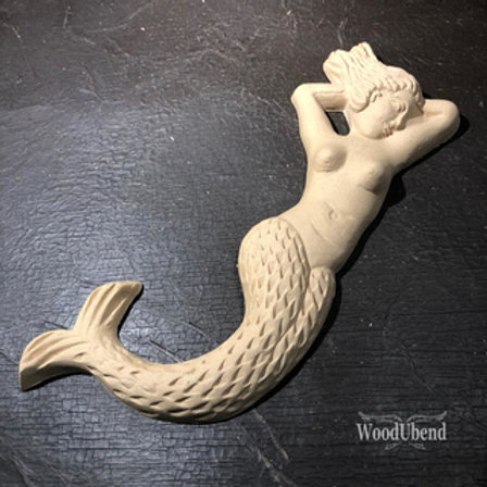 WoodUbend Mermaid 26x14 cm