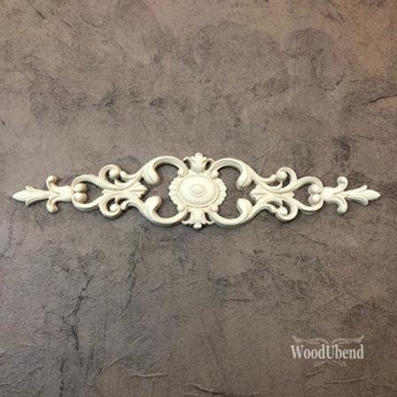 WoodUbend Pediment/Giebel 21x4,5 cm