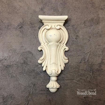 WoodUbend Plume 15x6,4 cm