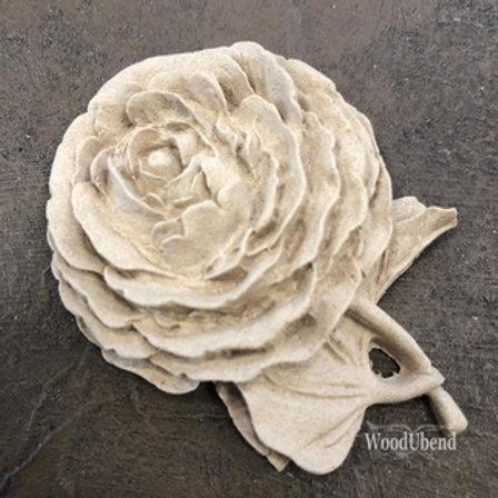 Woodubend Carnation Flower 6,3x4,5 cm