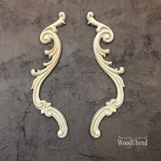Vintage Look mit Ornamenten von WoodUbend