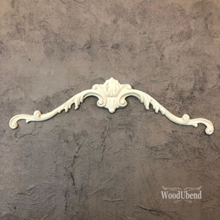 Woodubend WoodUbend Pediment/Giebel 34 x 6,2 cm