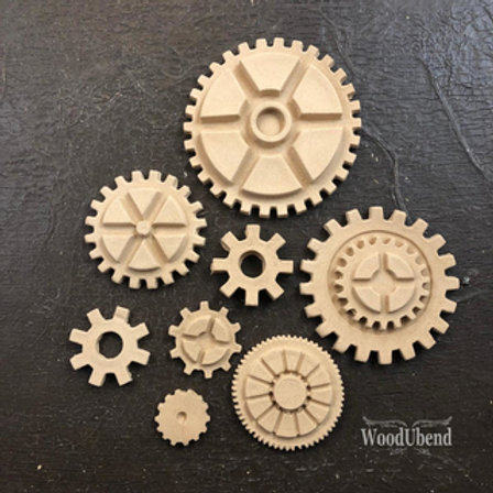 Woodubend WoodUbend Sorted gear