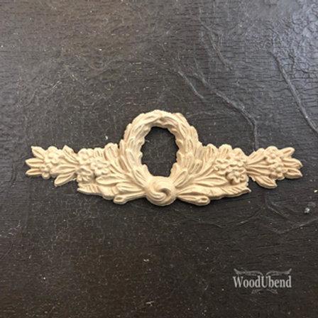 WoodUbend Pediment 17 x 6 cm