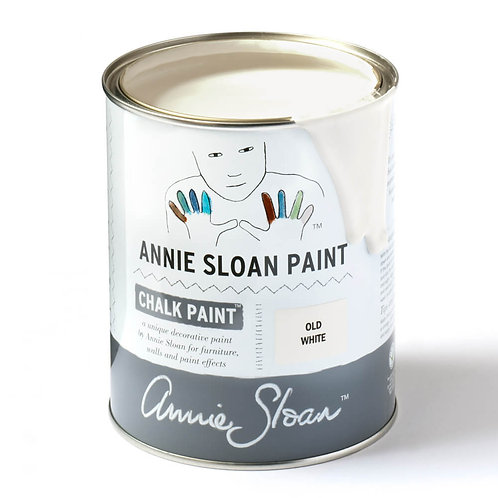 "Chalk Paint Dose ""Old White"""