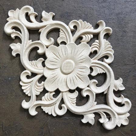 WoodUbend gr. Centerpiece Baroque 20,5x14 cm