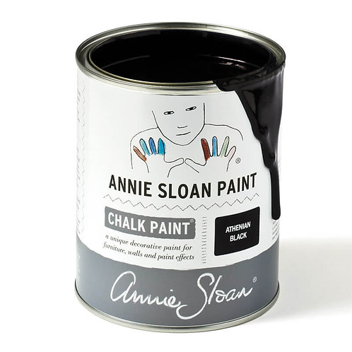 "Calkpaint Dose  ""Authentic black"""