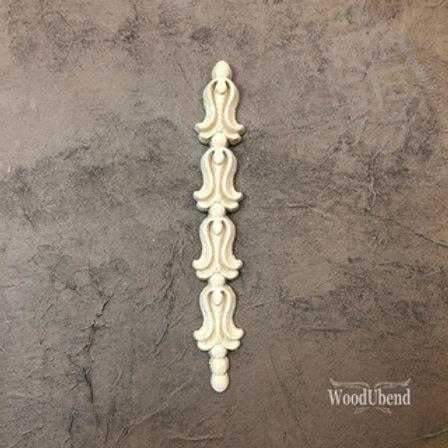 WoodUbend Tropfen 20x3 cm