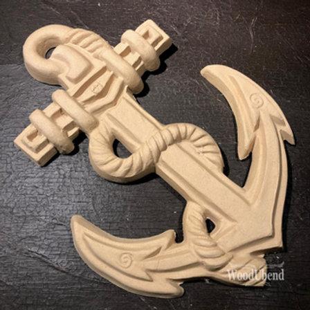WoodUbend Anchore 25x17 cm