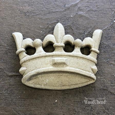 WoodUbend Crown 6x4 cm
