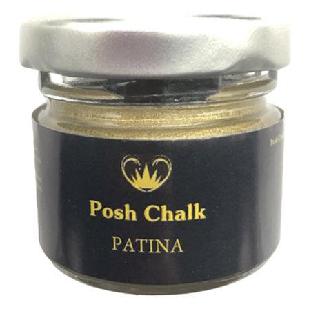 "Posh Chalk Gilding Wax ""Pale Gold"""