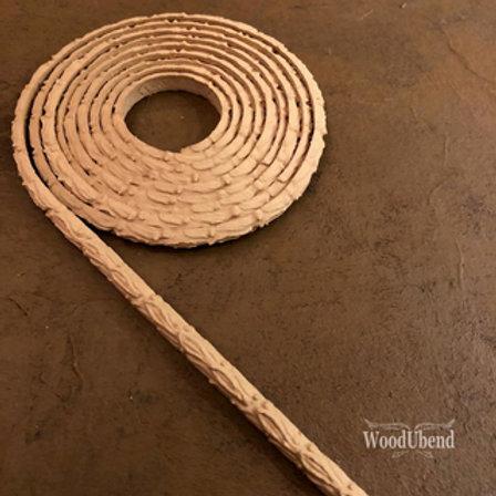 WoodUbend Trimming 212 x 1,0 cm