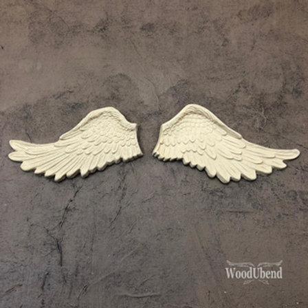WoodUbend Angel Wings -small- 12x6 cm