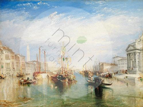 venice by Josef Turner