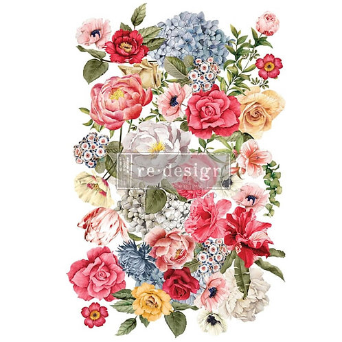 Dekor Transferfolie Wondrous Floral II