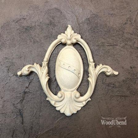 WoodUbend Plaque 12 X 14 cm