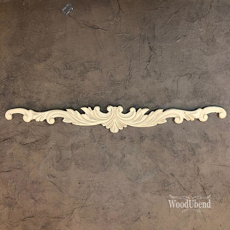WoodUbend Pediment/Giebel 33x3,8 cm