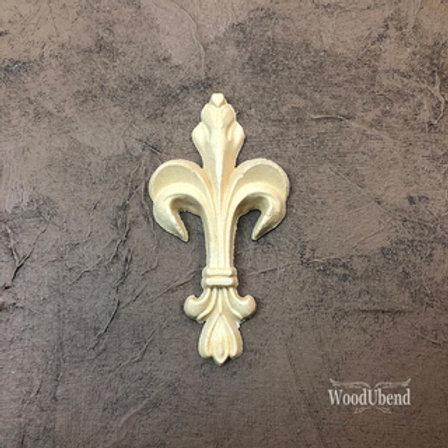 WoodUbend Plume 10x5,5 cm