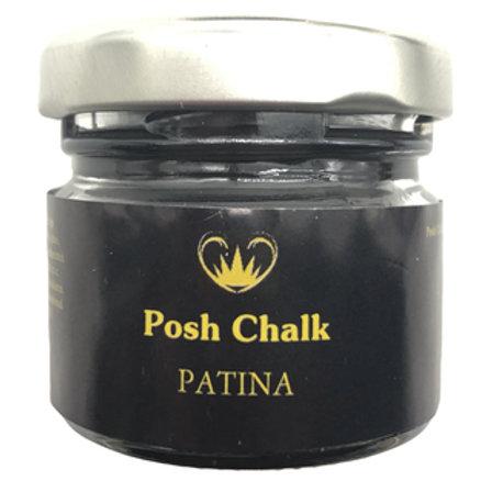 """Posh Chalk Gilding Wax """"Black"""""""