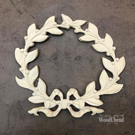 WoodUbend Kranz 20x20 cm