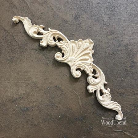 WoodUbend Pediment/Giebel 19,5 x 9 cm