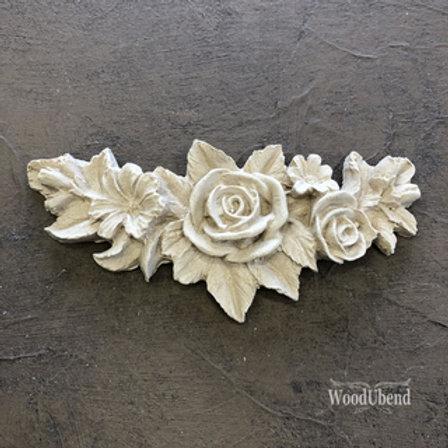 WoodUbend Flower Garland 11,5 x 5,5 cm