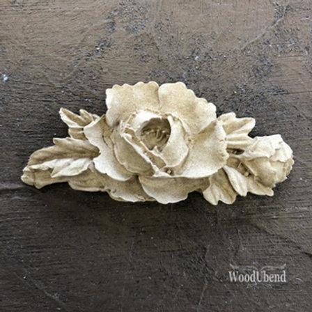 WoodUbend Rose Garland 6,5 x 3,0 cm