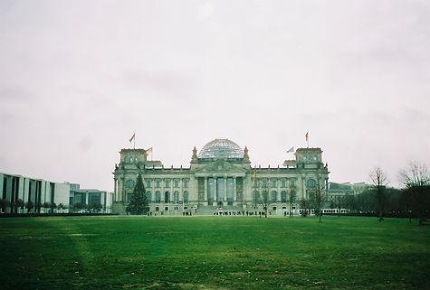 Reichstag Berlin Bundeshauptstadt