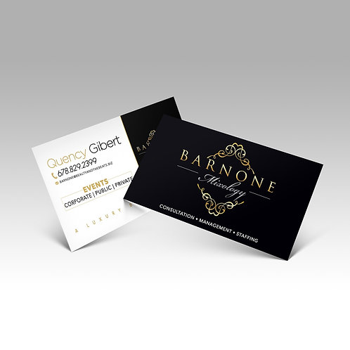 Rounded Edge 3.5x2 Business Cards Printing