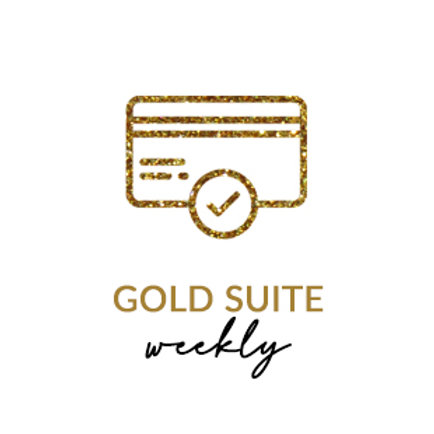 Gold Suite Weekly