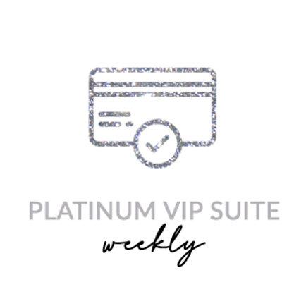 Platinum Suite Weekly