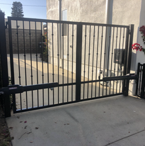 Residential Double Swing Gate Openers