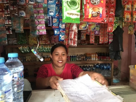Bringing digital finance agents to the last mile in Indonesia