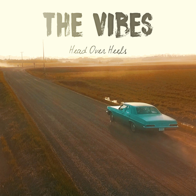The Vibes - Head Over Heels Single