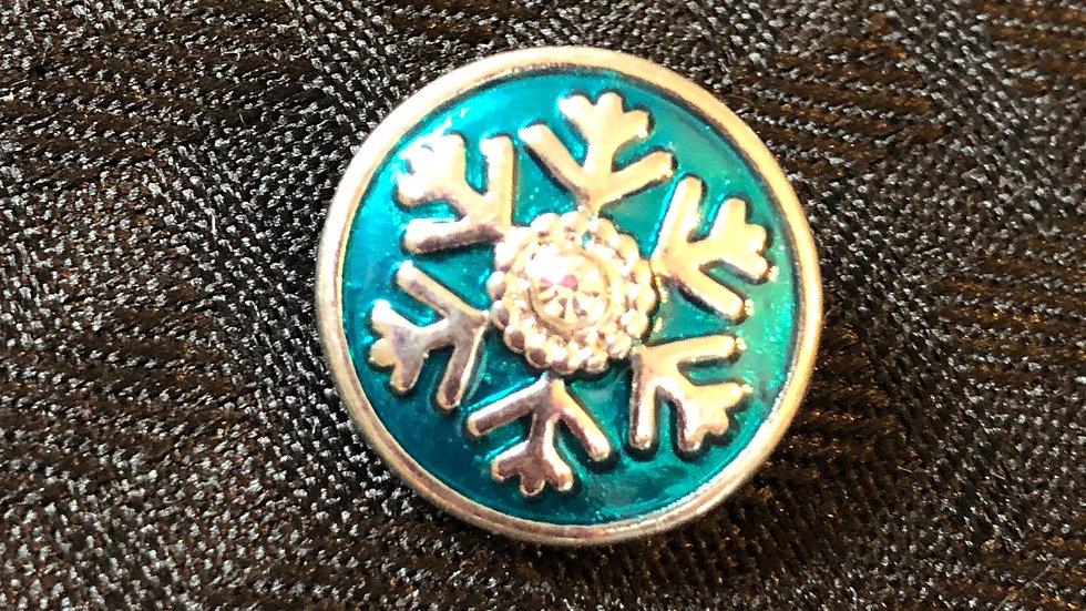 Rhinestone Snowflake