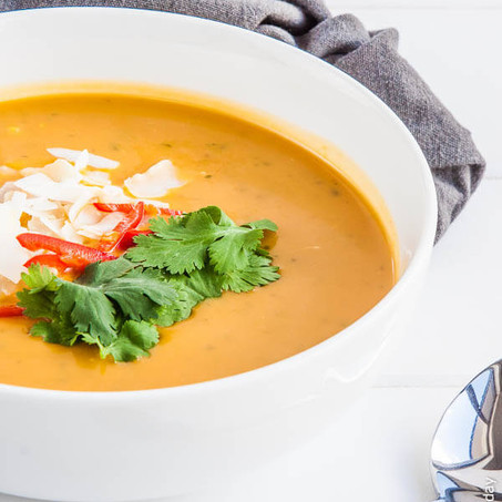 8 Simple Pumpkin Soup Recipes