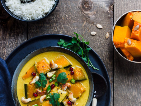 7 Pumpkin Inspired Dinner Ideas