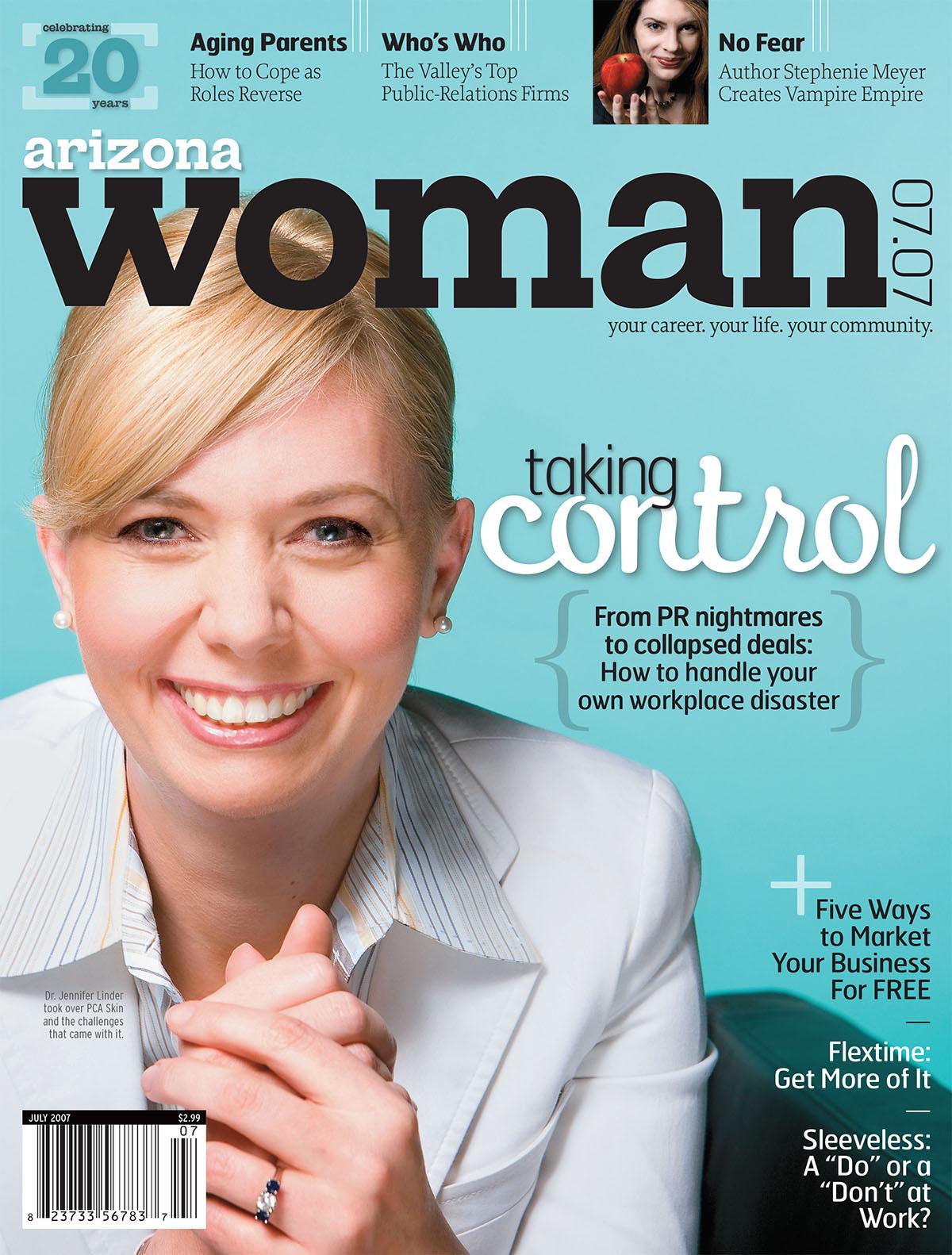 Arizona Woman magazine