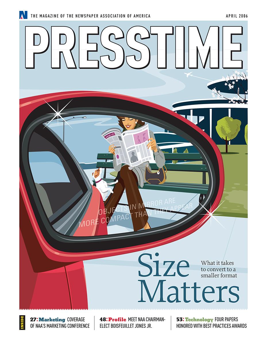 Presstime magazine