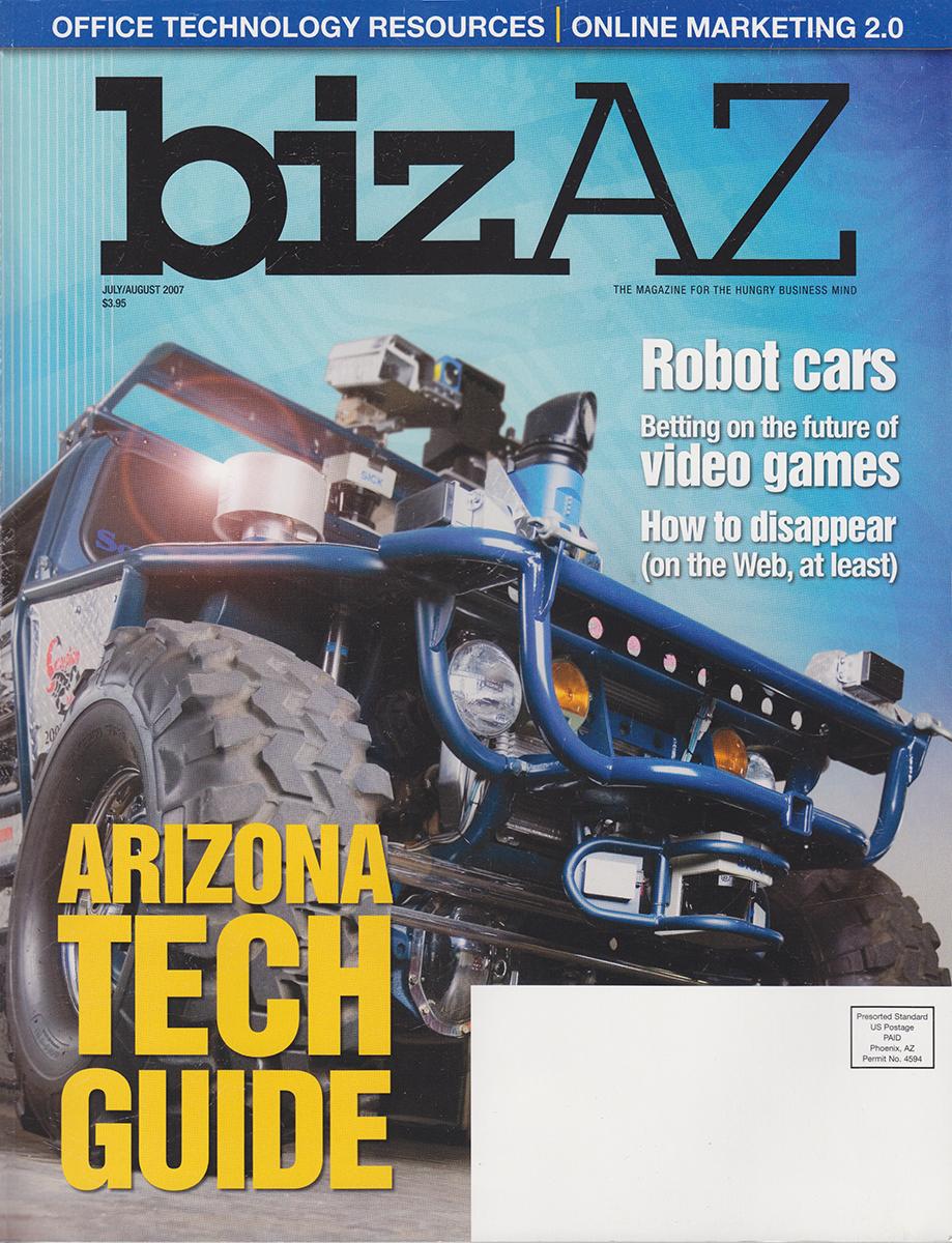 BizAZ magazine