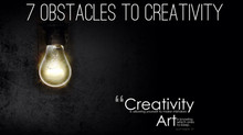 7 obstacles to Creativity