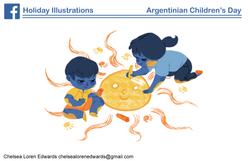 Argentinian Children's Day