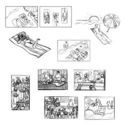 Sketches & Thumbnails