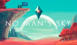 No Man's Sky Splash Page