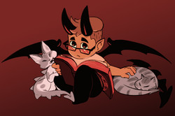 Demon Ry with Fey and Decaf