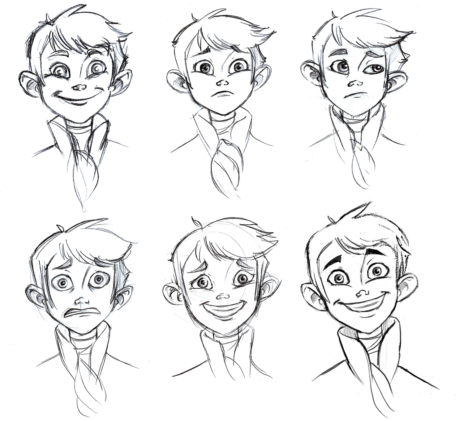 The Youngest Son Expressions
