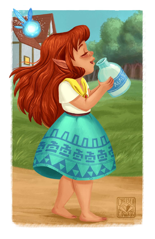 Malon's Girl