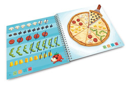 Pizza & Toppings (In Book)