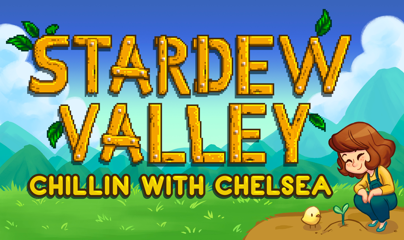 Stardew Valley Splash Page